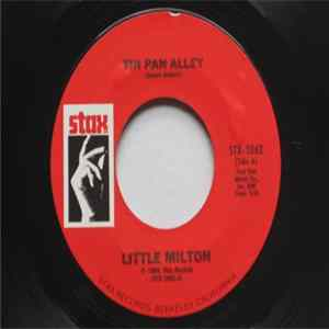 Little Milton / Jimmy McCracklin - Tin Pan Alley / Just Got To Know Album