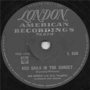 Tab Hunter With Billy Vaughn's Orchestra And Chorus - Red Sails In The Sunset / Young Love Album
