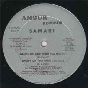 Samaki - What's On Your Mind Album