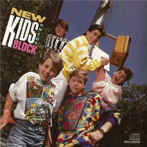 New Kids On The Block - New Kids On The Block Album