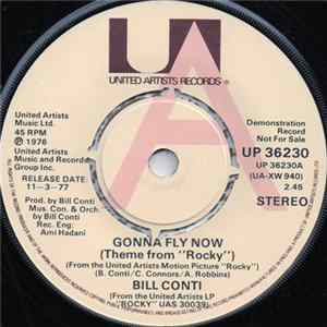"Bill Conti - Gonna Fly Now (Theme From ""Rocky"") Album"