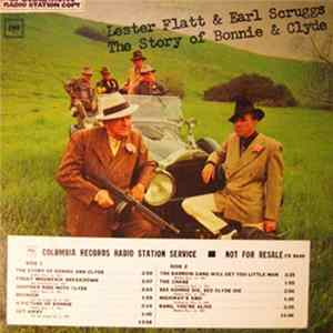 Lester Flatt And Earl Scruggs - The Story Of Bonnie And Clyde Album